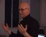 Hans D. Christ előadása / Lecture Hans D. Christ